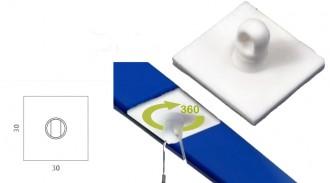Plaquette adhésive - Devis sur Techni-Contact.com - 1