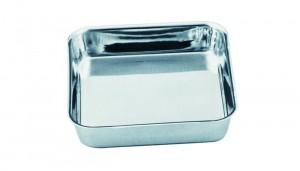 Plat carré inox 18/10 - Devis sur Techni-Contact.com - 1