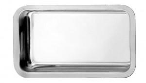 Plat demi-profond pour vitrine - Devis sur Techni-Contact.com - 1