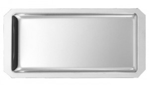Plat de vitrine Inox - Devis sur Techni-Contact.com - 1