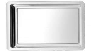Plat vitrine pans coupé 42x27x3 cm - Devis sur Techni-Contact.com - 2