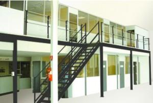 Plate-forme de stockage production 1000 kg au m2 - Devis sur Techni-Contact.com - 2