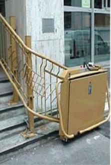Plate forme handicapé 250 Kgs - Devis sur Techni-Contact.com - 1