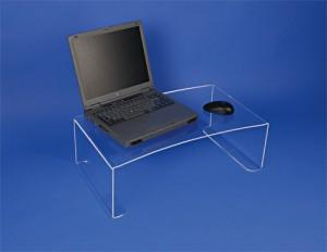 Plateau d'ordinateur en plexiglas - Devis sur Techni-Contact.com - 2