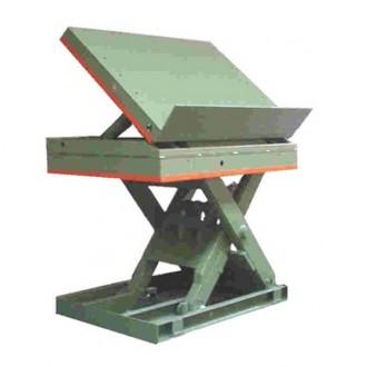 Plateau inclinable pour table élévatrice - Devis sur Techni-Contact.com - 1