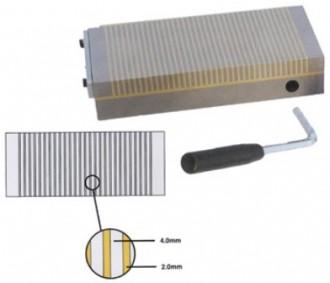 Plateau magnétique 600x200 mm - Devis sur Techni-Contact.com - 1