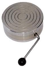 Plateau magnétique circulaire - Devis sur Techni-Contact.com - 1