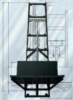 Plateau monte-charge industriel - Devis sur Techni-Contact.com - 1