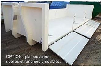Plateau polybenne amovible - Devis sur Techni-Contact.com - 3