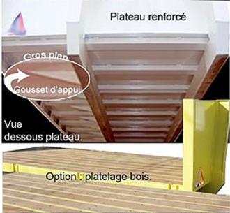 Plateau polybenne amovible - Devis sur Techni-Contact.com - 4