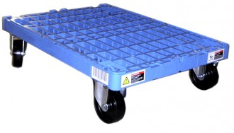 Plateau roulant pour produits alimentaires - Devis sur Techni-Contact.com - 1