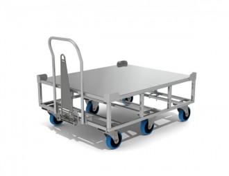 Plateau roulant tractable - Devis sur Techni-Contact.com - 2