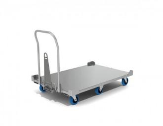 Plateau roulant tractable - Devis sur Techni-Contact.com - 5