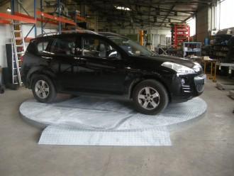Plateau tournant pour voiture - Devis sur Techni-Contact.com - 4