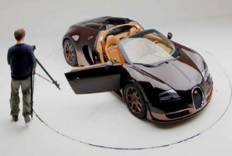 Plateau tournant professionnel pour voiture - Devis sur Techni-Contact.com - 4
