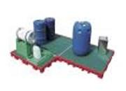 Plateforme de rétention plastique - Devis sur Techni-Contact.com - 1