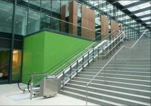 Plateforme inclinée pour escalier droit - Devis sur Techni-Contact.com - 7