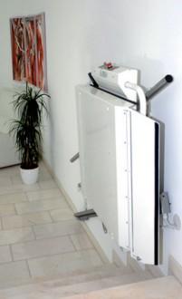 Plateforme monte escalier 300 Kgs - Devis sur Techni-Contact.com - 3