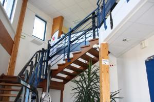 Plateforme monte-escalier - Devis sur Techni-Contact.com - 2
