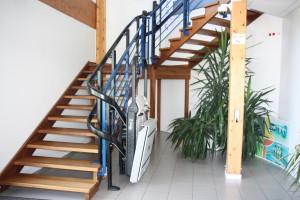 Plateforme monte-escalier - Devis sur Techni-Contact.com - 3