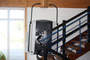 Plateforme monte-escalier - Devis sur Techni-Contact.com - 5