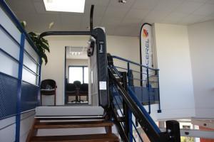 Plateforme monte-escalier - Devis sur Techni-Contact.com - 6