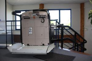 Plateforme monte-escalier - Devis sur Techni-Contact.com - 7