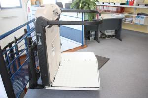 Plateforme monte-escalier - Devis sur Techni-Contact.com - 8