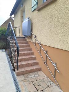 Plateforme monte-escalier - Devis sur Techni-Contact.com - 4