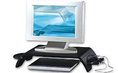Plateforme pour écran LCD ou ordinateur portable - Devis sur Techni-Contact.com - 1
