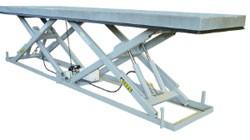 Plateformes élévatrices double ciseaux horizontaux - Devis sur Techni-Contact.com - 1