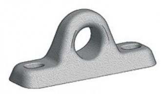 Platine ancrage antichute en aluminium - Devis sur Techni-Contact.com - 1