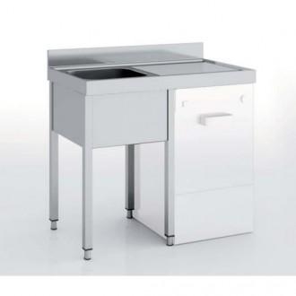 Plonge inox lave-vaisselle - Devis sur Techni-Contact.com - 1