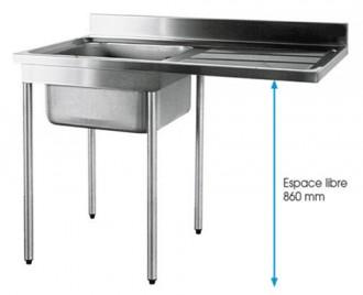Plonge pour lave-vaisselle - Devis sur Techni-Contact.com - 1