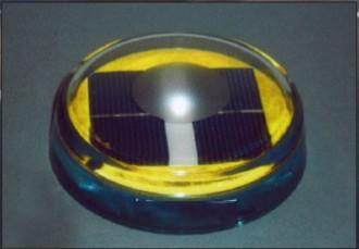 Plot lumineux solaire à LED - Devis sur Techni-Contact.com - 1