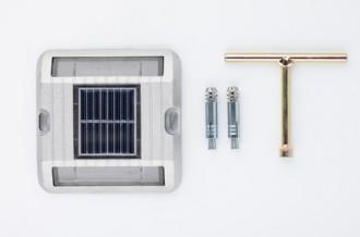 Plot lumineux solaire de bordure - Devis sur Techni-Contact.com - 3