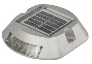 Plot lumineux solaire LED - Devis sur Techni-Contact.com - 1