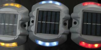 Plot routier à led solaire - Devis sur Techni-Contact.com - 1