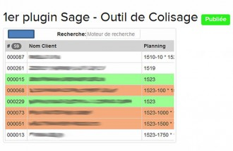 Plugin Sage outil de colisage - Devis sur Techni-Contact.com - 1