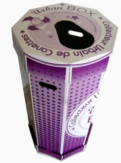 PLV de comptoir en carton - Devis sur Techni-Contact.com - 8