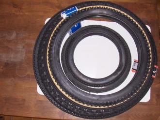 Pneus pour vélo - Devis sur Techni-Contact.com - 1