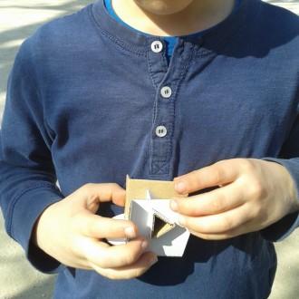 Pochette de miniatures en carton - Devis sur Techni-Contact.com - 1