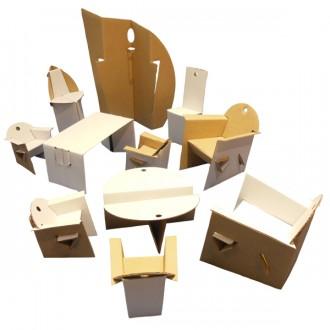 Pochette de miniatures en carton - Devis sur Techni-Contact.com - 3