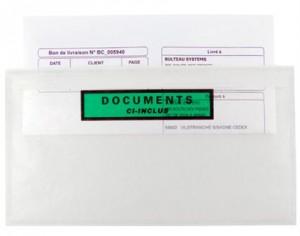 Pochette porte documents écologique - Devis sur Techni-Contact.com - 1