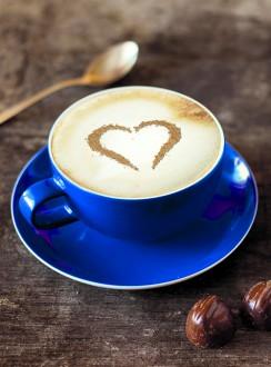 Pochoir café en inox - Devis sur Techni-Contact.com - 7
