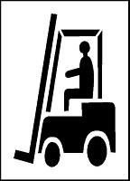 Pochoir chariot pour marquage - Devis sur Techni-Contact.com - 2