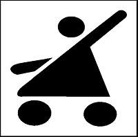 Pochoir handicap pour marquage parking - Devis sur Techni-Contact.com - 4