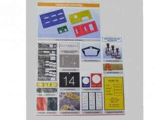 Pochoir industriel - Devis sur Techni-Contact.com - 2