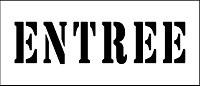 Pochoir texte pour marquage - Devis sur Techni-Contact.com - 1