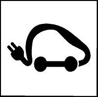Pochoir voiture électrique pour marquage - Devis sur Techni-Contact.com - 2